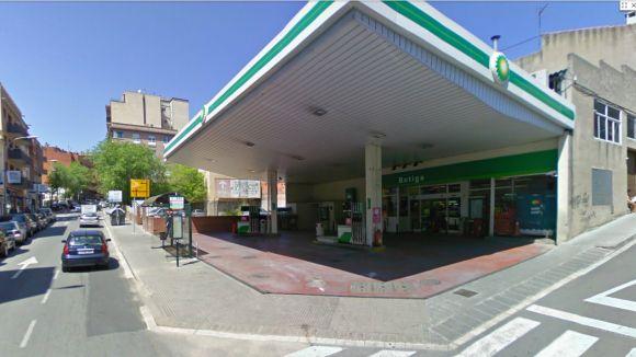 El ple inicia el tràmit per expropiar l'àmbit de la benzinera de Rius i Taulet