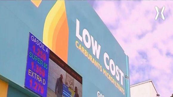 'El cercle virtuós' estudia les benzineres 'low cost'