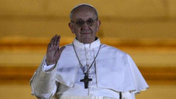 Reaccions locals a l'elecció del papa Francesc