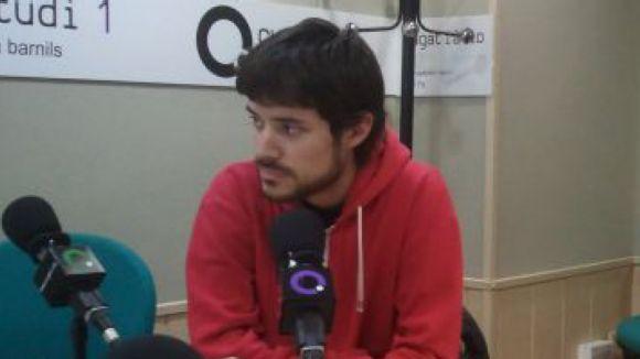 Bernat Picornell, nou secretari d'organització nacional de les JERC