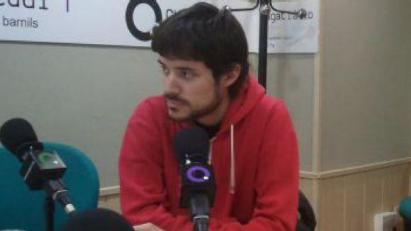 Bernat Picornell vol vetllar pels drets dels joves com a nou portaveu de les JERC