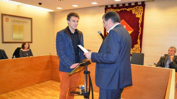 Bernat Gisbert aposta per redimensionar Valldoreix en l'àmbit comunicatiu