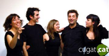 'Besos', una comèdia satírica sobre la parella avui al Teatre la Unió