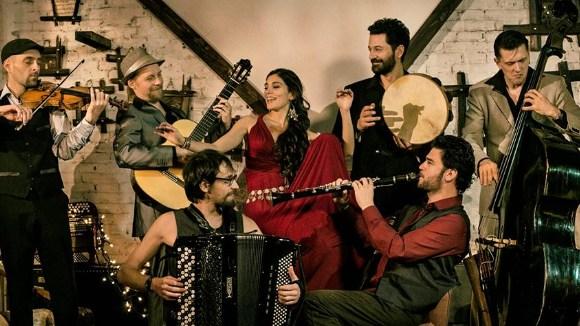 Concerts del Castell de Canals: Barcelona Gipsy balKan Orchestra (BGKO)