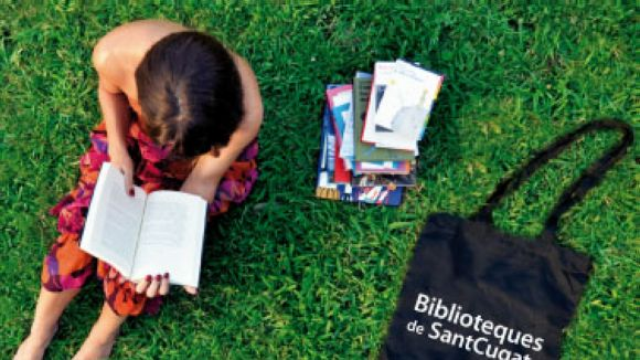 Aconsegueix una Bibliobossa
