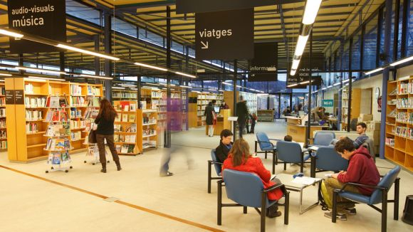 La Biblioteca Central Gabriel Ferrater s'ampliarà l'any vinent