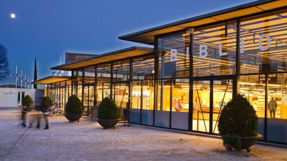La Biblioteca Central obrirà a l'agost amb horari reduït