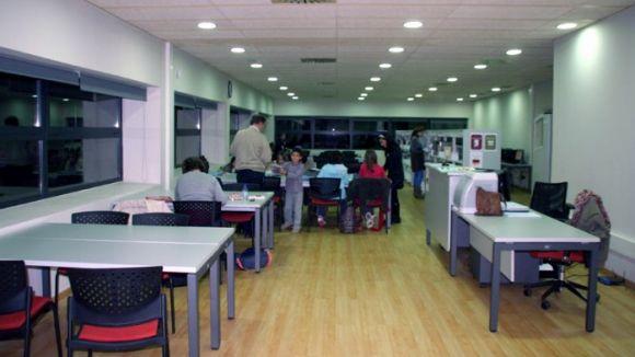 La Biblioteca de Valldoreix obrirà fins mitjanit amb motiu del període d'exàmens