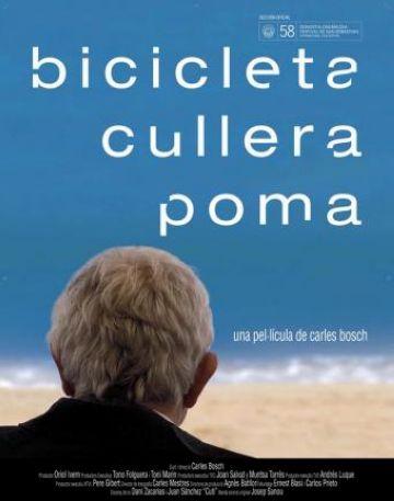 'Bicicleta, cullera, poma', el film sobre l'Alzheimer de Pasqual Maragall, al Casal de les Planes