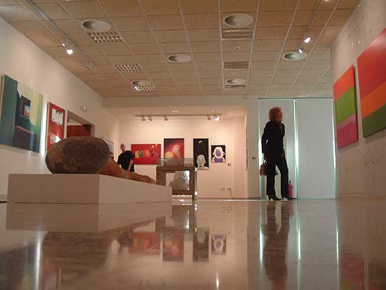 Embarguen l'habitatge del propietari de la Canals Galeria d'Art per penjar cartells