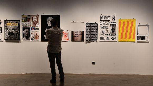 La mostra es pot veure al Centre d'Art Maristany / Foto: Localpres