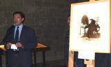 L'alcalde Recoder va inaugurar la mostra