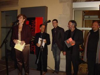 La 15a Biennal d'Art ja es pot veure al Palau Moja de Barcelona