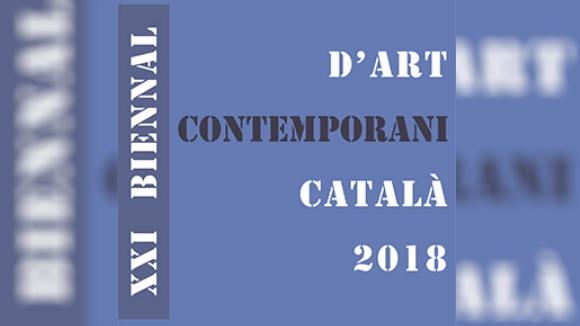 Inauguració de la 21a Biennal d'Art Contemporani Català