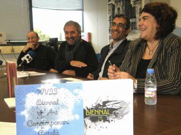Oberta la convocatòria de la 17a Biennal d'Art Contemporani