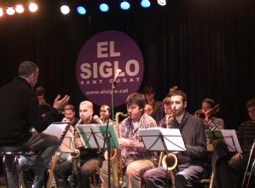 La Big Band de Jazzenviu aspira a ser un referent a la ciutat