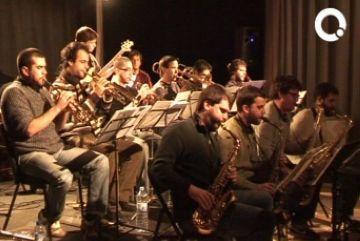 La primera Big Band de Sant Cugat es presenta en societat