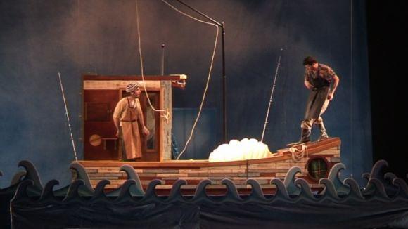 L'original muntatge 'Big Berberecho' desperta el públic del Teatre-Auditori