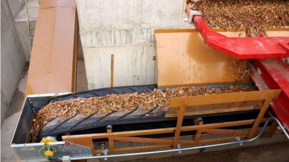 Sant Cugat tindrà d'aquí a un any un centre d'apilament de biomassa