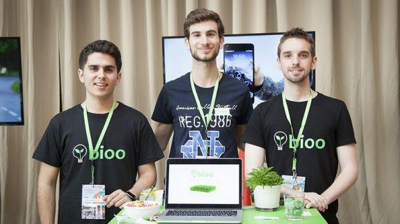 Els impulsors de Bioo, entre els 30 joves menors de 30 anys amb més projecció segons la revista 'Forbes'