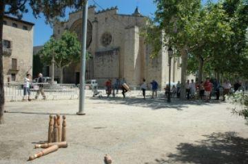 Sant Cugat, seu de la penúltima jornada de bitlles