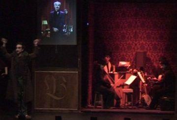 'The Black Rider' rescata l'esperit del cabaret alemany en una òpera amb música de Tom Waits