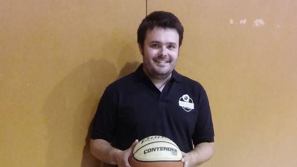 Blai Torras, nou entrenador del Qbasket Sant Cugat en substitució de Raul Pulido