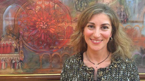 Blanca Moreno: 'Cada cas de violència masclista és un cas de responsabilitat social. No hem de deixar d'actuar'