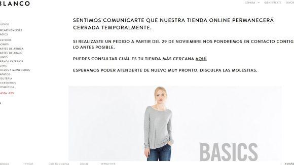 La cadena d'establiments Blanco tanca i acomiada 10 treballadors de la botiga de Sant Cugat