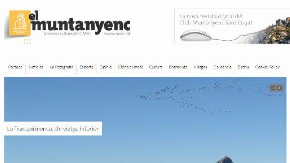 El Festival BBVA de Cinema de Muntanya premia el blog del Club Muntanyenc