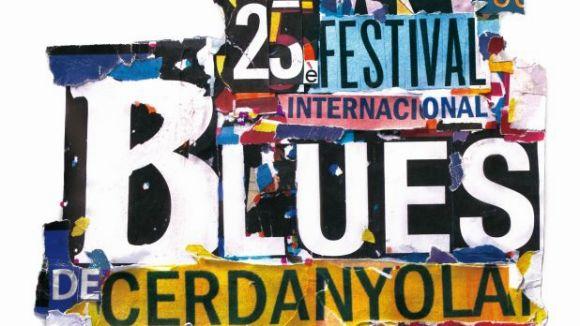 El Festival de Blues de Cerdanyola oferirà un concert a Sant Cugat