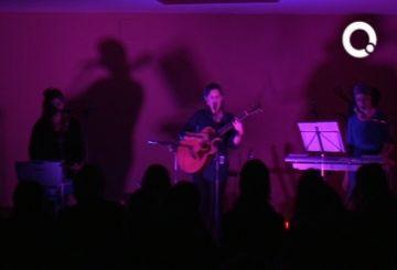 Blue Velvet deixa petit el Casino de la Floresta amb la seva rumba-jazz