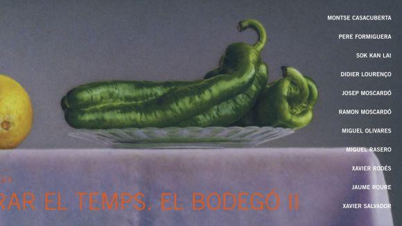 El bodegó, protagonista de la nova exposició de La Galeria
