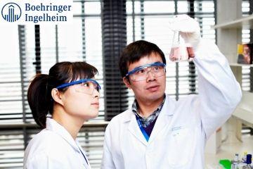 Boehringer Ingelheim porta els seus centres fins a la Xina