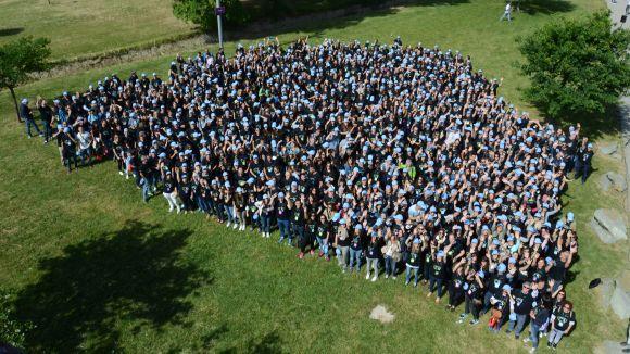 900 treballadors de Boehringer Ingelheim participen al Dia de la Visió a Santa Eugènia de Berga