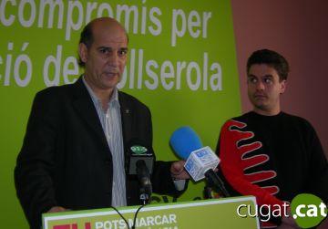 ICV acusa l'equip de govern d'incomplir la moció de compra verda dos anys després d'aprovar-la