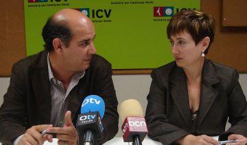 ICV es reuneix al Casal de Cultura de Valldoreix per celebrar l'assemblea comarcal