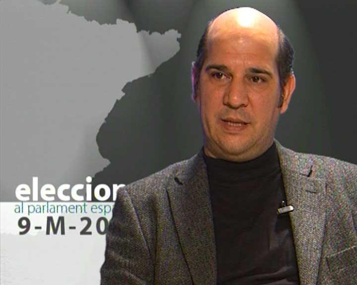 Els drets civils i l'educació, eixos centrals d'ICV-EUiA per les eleccions