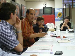 Xavier Boix, reelegit president per la Comissió Política d'ICV del Vallès Occidental