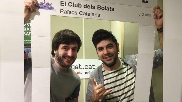 Txarango presenta el seu últim disc a 'El Club dels Bolats'
