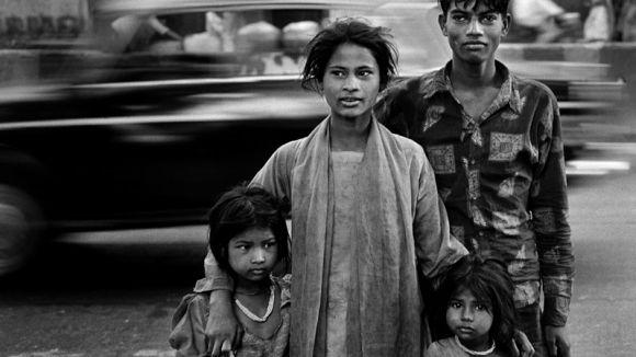 Una exposició de fotografia mostra l'altra cara de Bombai