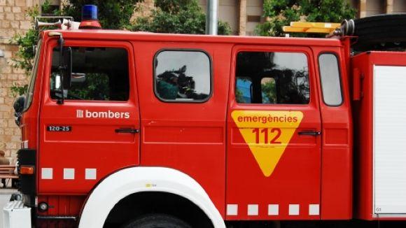 Els bombers, satisfets amb una campanya d'estiu on només han fet 18 actuacions