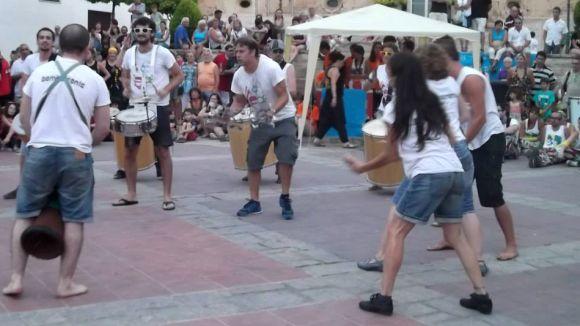 La Batuescola celebra dos anys amb una gran festa de la percussió
