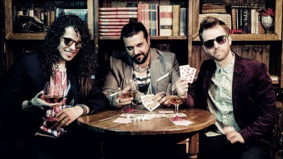 El rock melòdic de Bon Vivant, avui al Cafè Belgrado