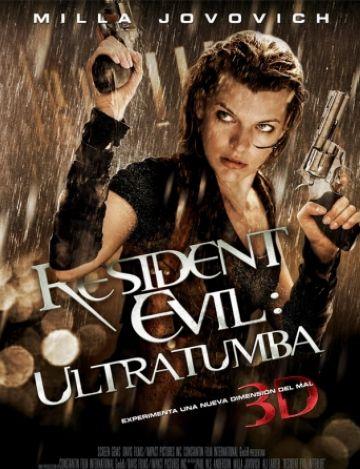 'Resident Evil: Ultratumba', l'estrella de la cartellera de la setmana