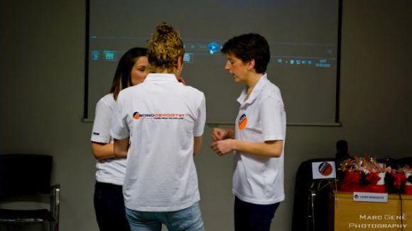 Tres santcugatenques creen el portal web esportiu Bonodeporte.com