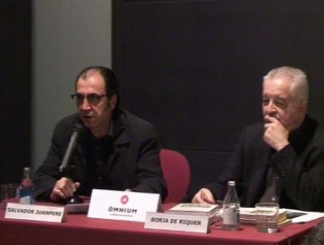 Borja de Riquer: 'Cal explicar la història dels símbols nacionals per comprendre'ls'