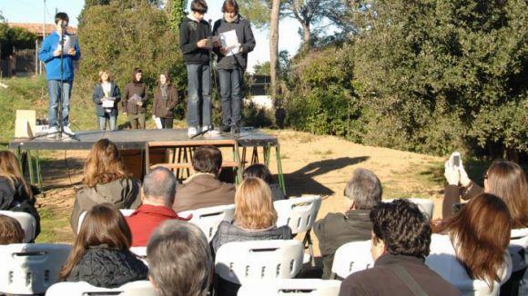 La 10a edició del 'Bosc Literari' homenatja enguany Miquel Martí i Pol