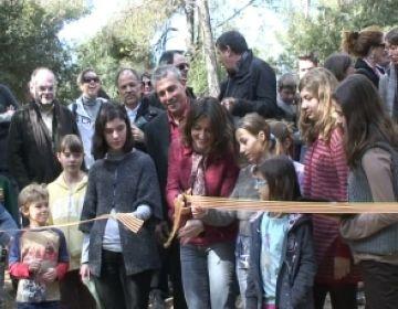 El Bosc Naturalista, un pas més per tancar l'anella verda de la Serreta