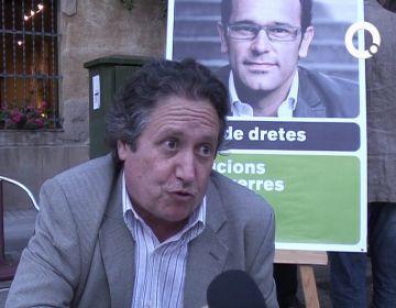 Jaume Bosch (ICV-EUiA): 'Calen polítiques d'esquerres com les que representa Raül Romeva per sortir de la crisi'